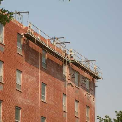 brick restoration Indianapolis